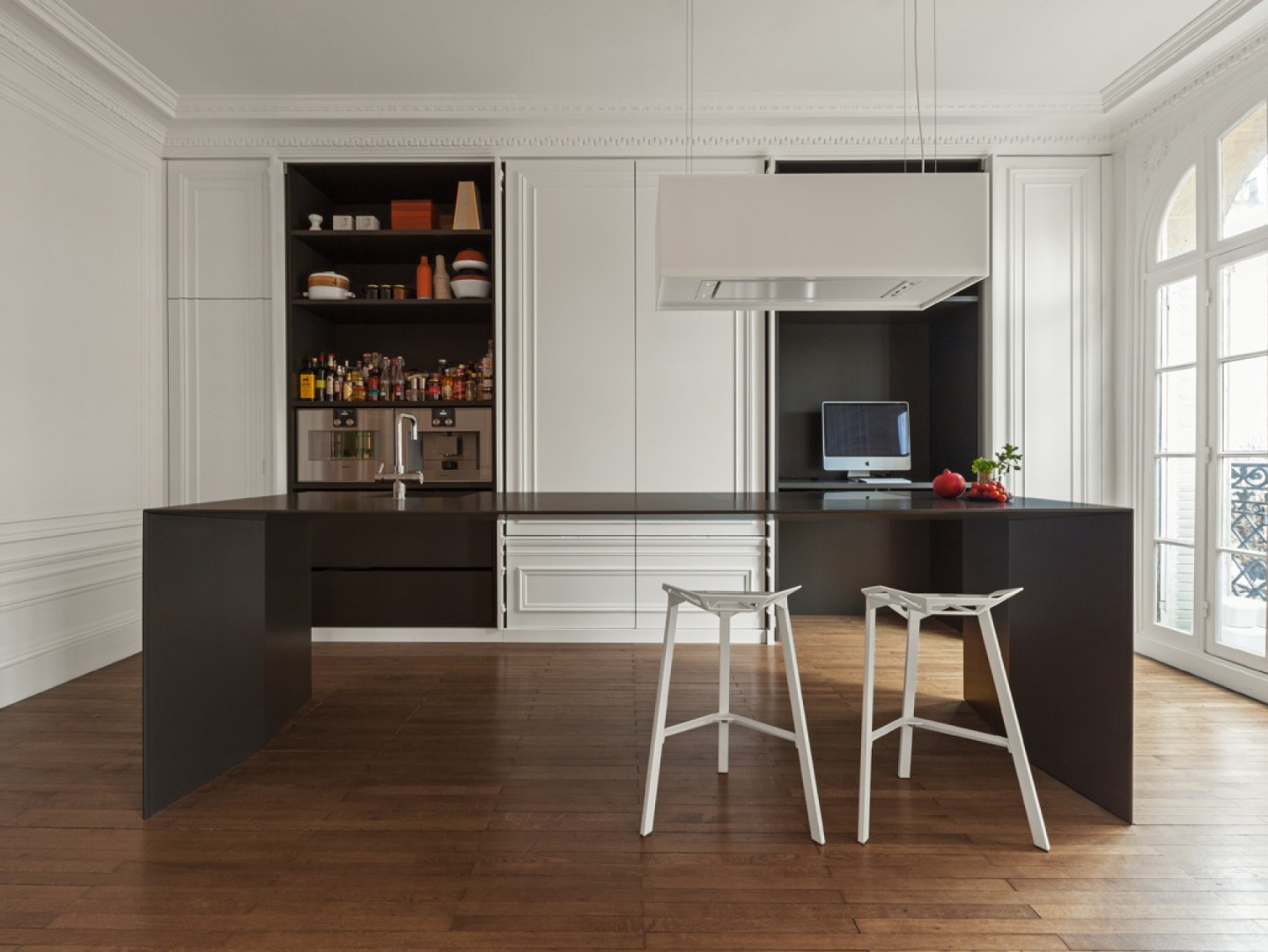 7 - Invisible kitchen - design by 129