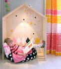 ... per schiacciare un pisolino. Trovi il DIY su Pinjacolada: pinjacolada.com (Images via Petit and Small)