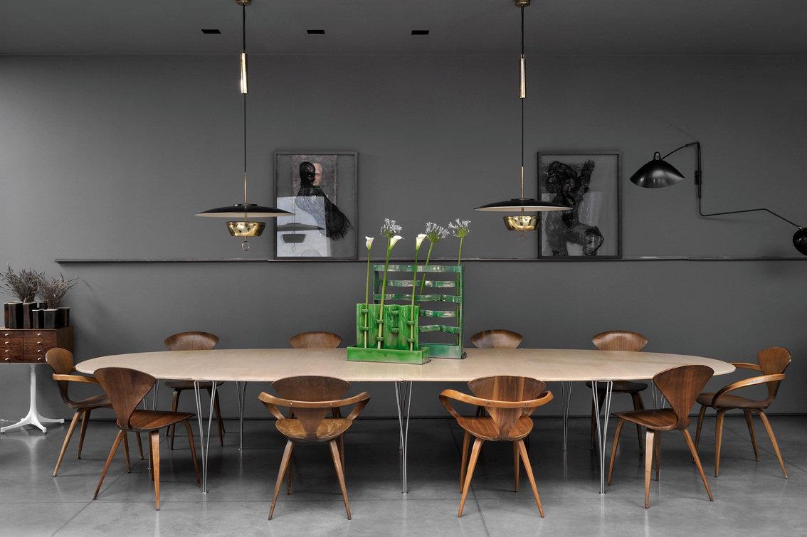 1 - Maurizio-Pecoraro-Home-in-Milan-Dordoni-Architetti - La Chaise Bleue