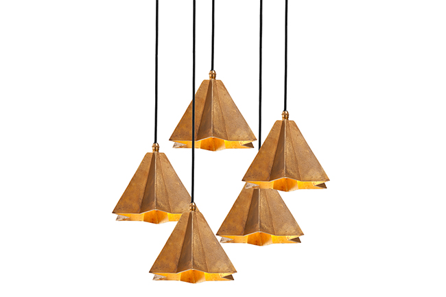 Raffaele pendant lamp | DESIGN ★ Fred&Juul | find more on lachaisebleue.com