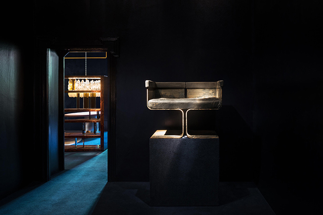 Milan Design Week 2016 - INTERMISSIONI by DIMORESTUDIO - Selected by La Chaise Bleue (lachaisebleue.com)