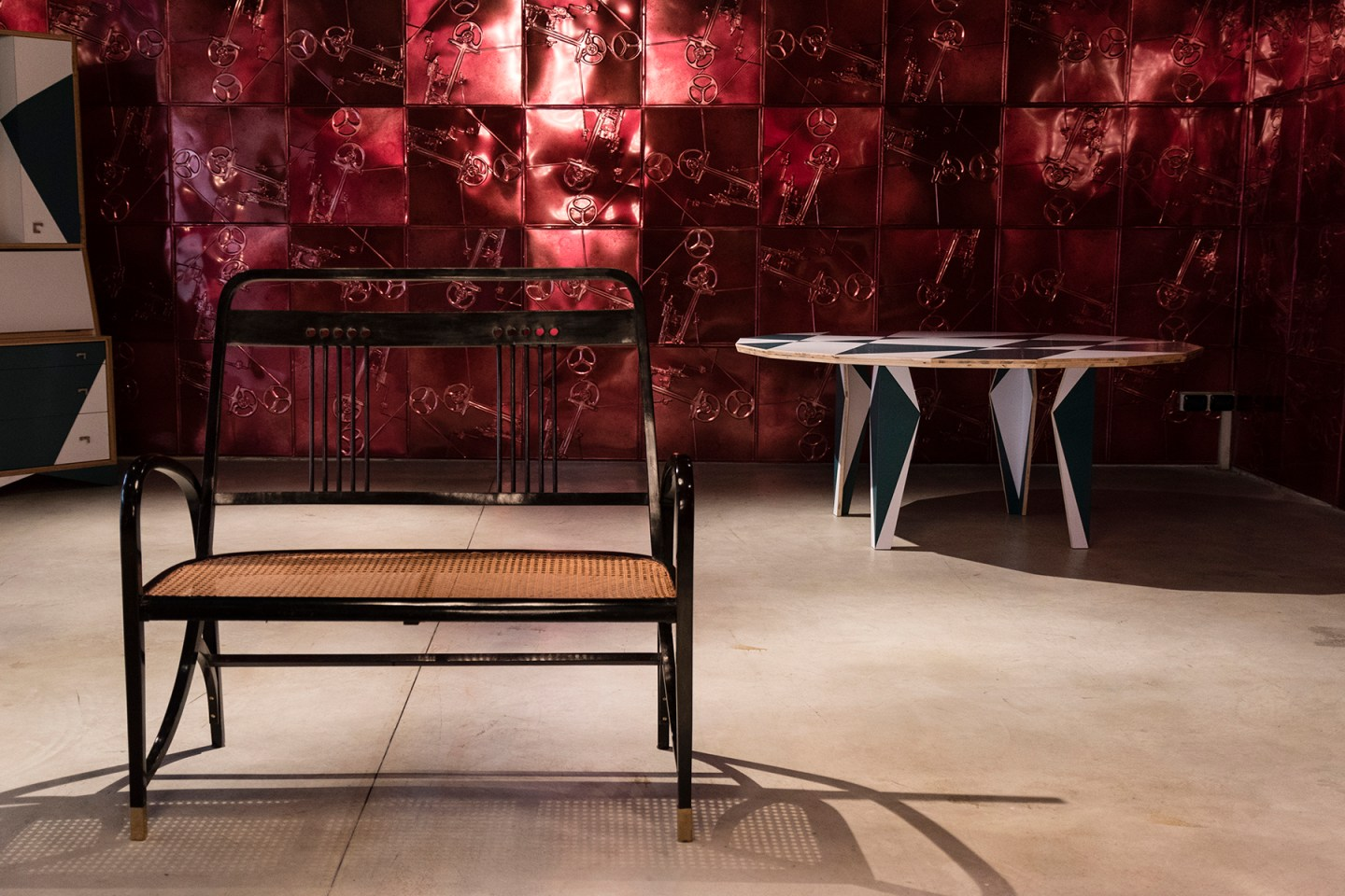 Milano Design Week 2018 | Nilufar Depot | Photography ©Giulia Mandetta | Selected by La Chaise Bleue (lachaisebleue.com)