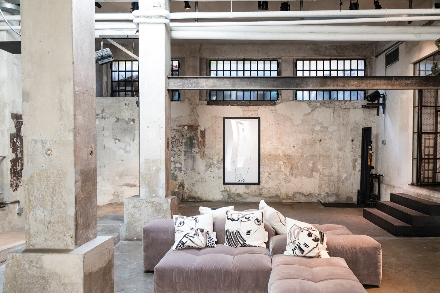 Milano Design Week 2018 - Nonostante Marras - ph ©Giulia Mandetta - Selected by La Chaise Bleue (lachaisebleue.com)