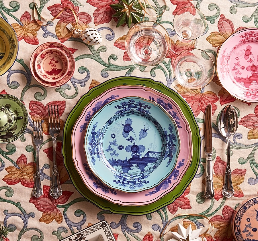 L'allegra tavola delle Feste - Richard Ginori - Untitled Homeware - LCB|Selection - La tavola delle Feste 2019 di La Chaise Bleue - Selected by La Chaise Bleue (lachaisebleue.com)