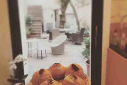 petit dejeuner chambre d'hôte avignon intra muros palais des papes hotel festival avignon juillet