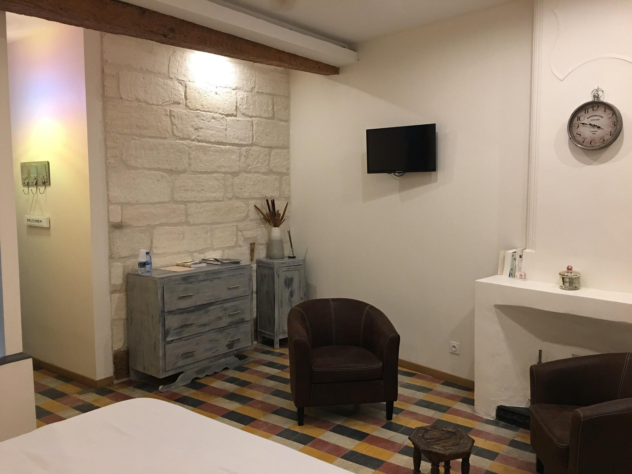 Chambre d 39 h tes en avignon intra muros au coeur du centre - Chambres d hotes avignon centre ville ...