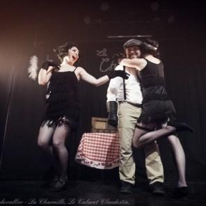 Zaza, Gustave et Mimi - Le charleston de Dolly