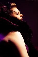 Miss fraize Ô Sucre - Effeuilleuse New Burlesque