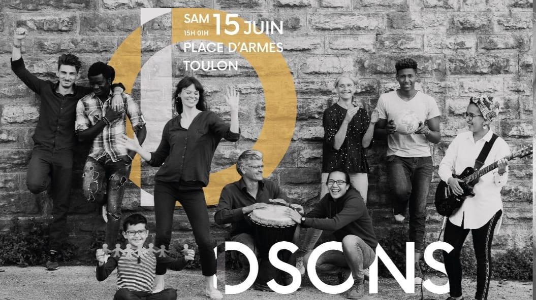 Osons Toulon samedi 15 juin