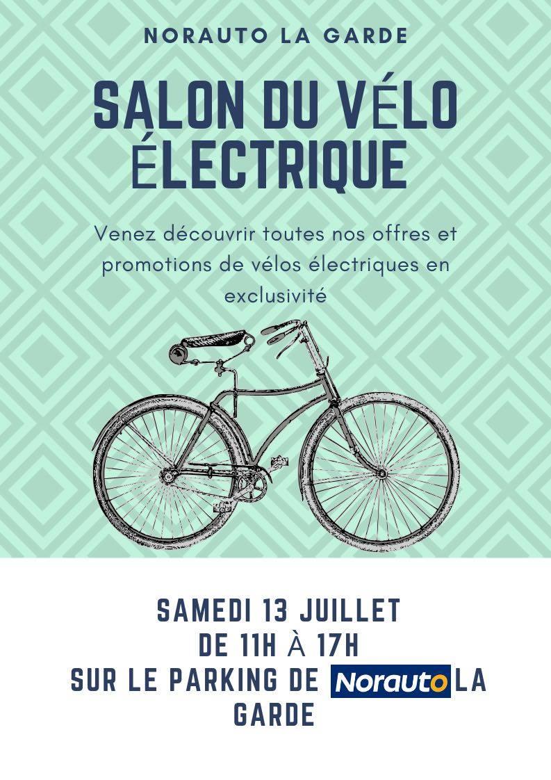 Salon du vélo électrique le 13 juillet