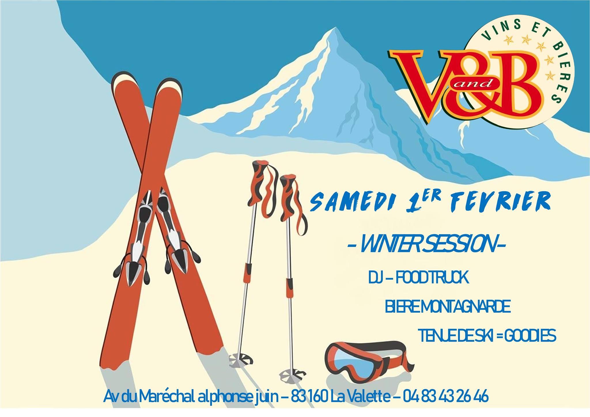 Soirée montagnarde au V&B Toulon | 01.02