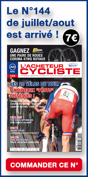 L'Acheteur Cycliste N°144