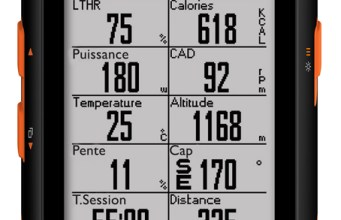 GPS Bryton Rider 330