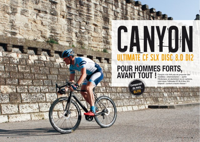 Canyon Ultimate CF SLX Disc 8.0 DI2