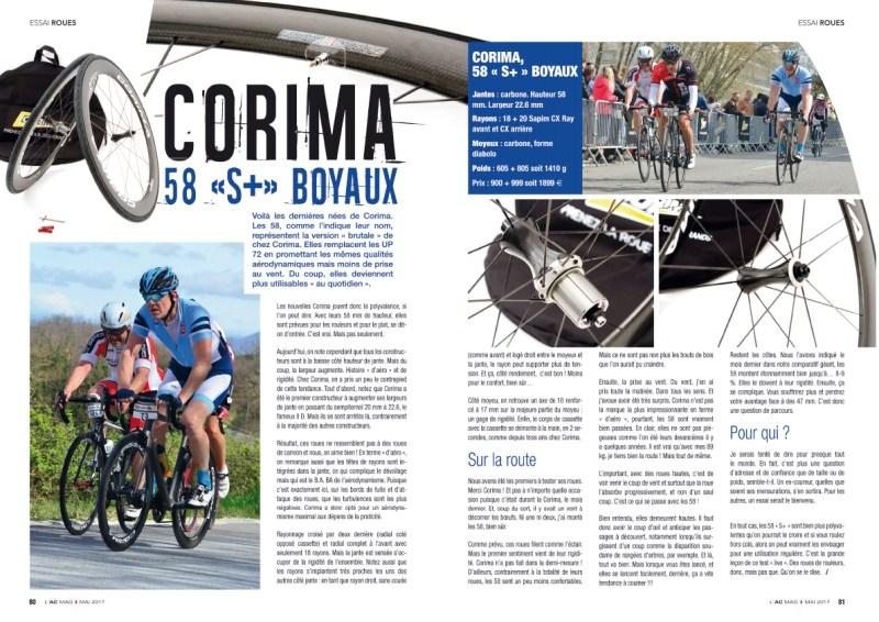 Corima 58 S+