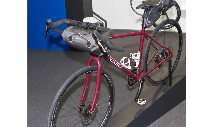 Ritchey Ascent : Le bel inconnu…