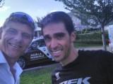 Contador et Richard