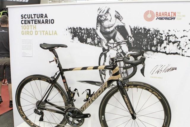 Merida Scultura Centenario