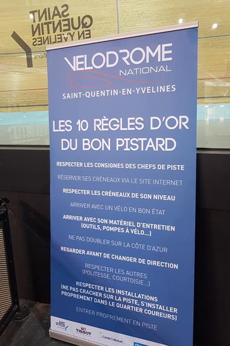 Piste de Saint-Quentin 10 regles