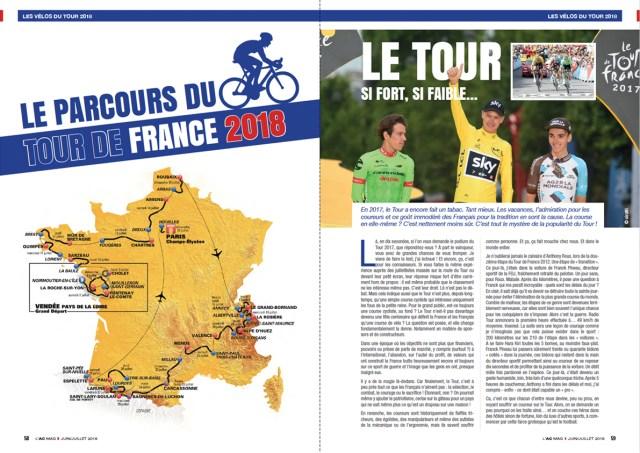 Dossier Tour de France 2018