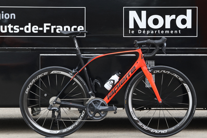 Lapierre Team Roubaix Metropole 2018