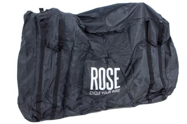 Rose Housse velo