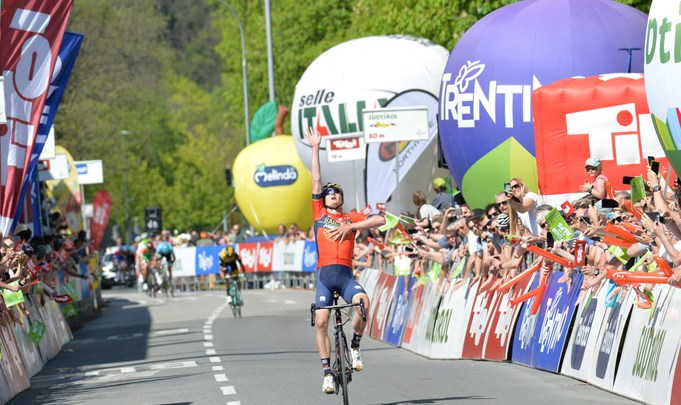Mark Padun : Tour des Alpes Innsbruck