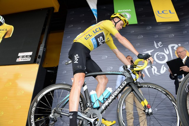 O'Symetric Froome