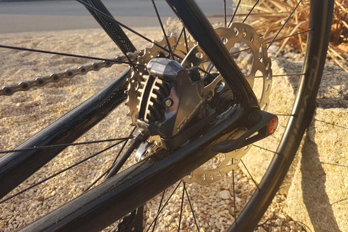 Specialized Roubaix Comp Freins disque arriere