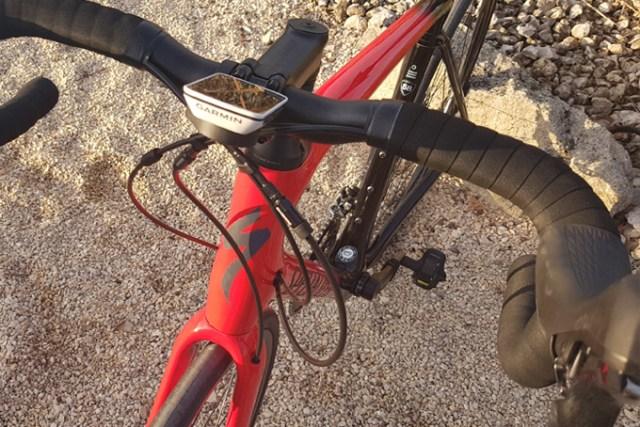 Specialized Roubaix Comp Poste de pilotage
