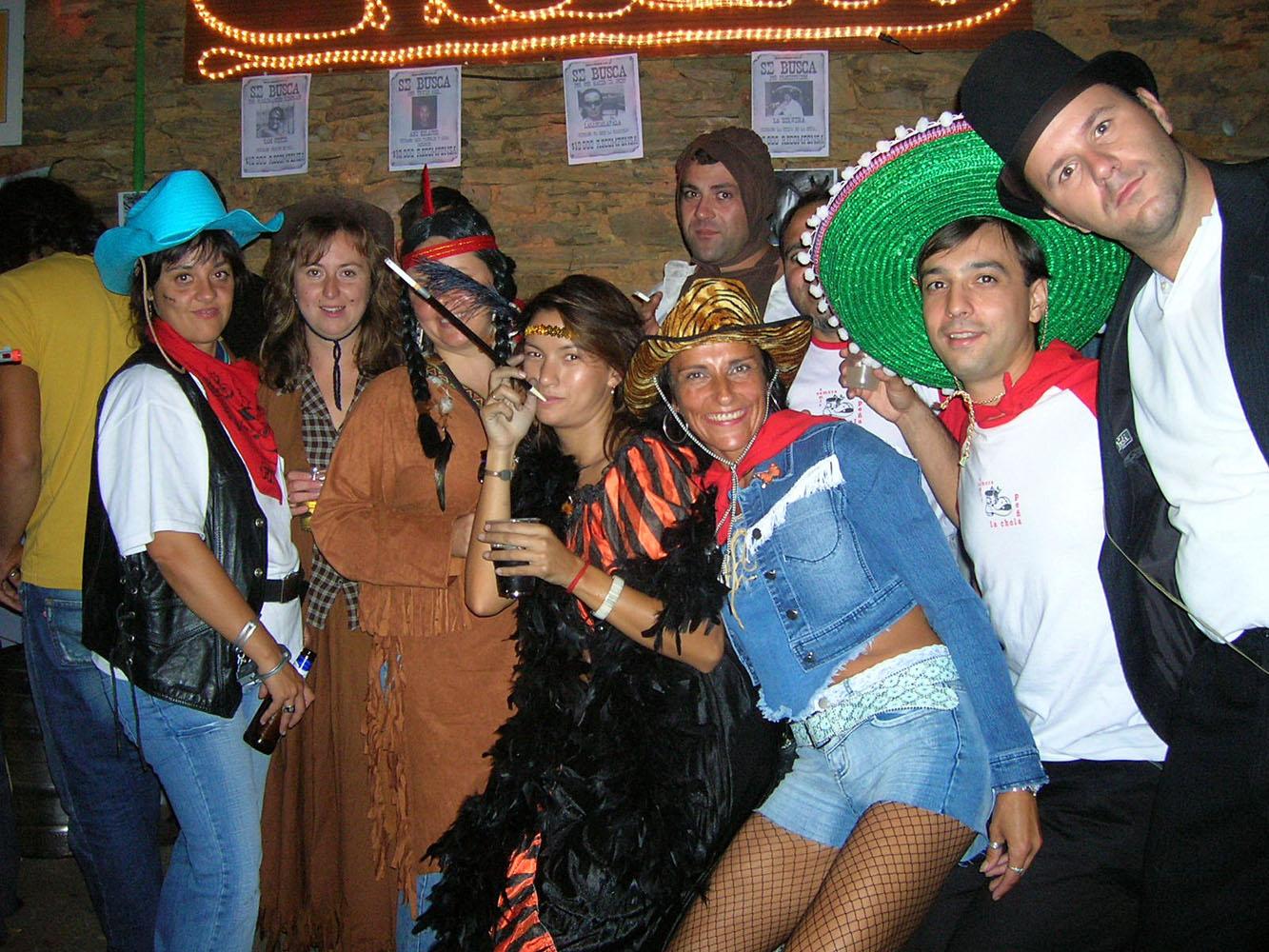 Peña La Chola 2006 - Samir de los Caños