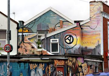 Bristol | Alla ricerca dei graffiti di Banksy