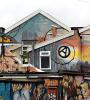 Alla ricerca dei graffiti di Banksy a Bristol