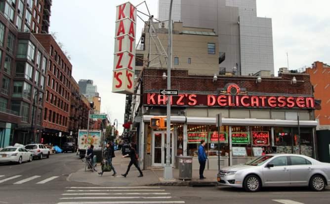 film girati a New York-Katz-Harry-Sally