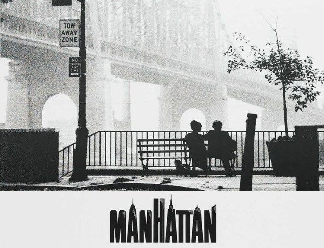 film girati a New York-manhattan-woody-allen