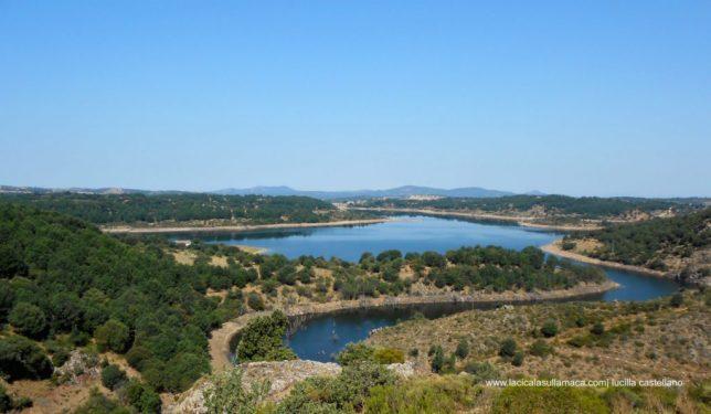 Sardegna occidentale cosa vedere: panorama in Barbagia