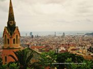 Parc Guell_panorama