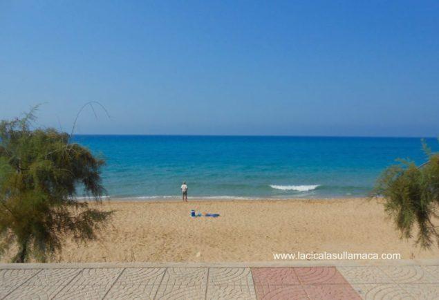 Spiagge Grecia Continentale Loutsa Beach