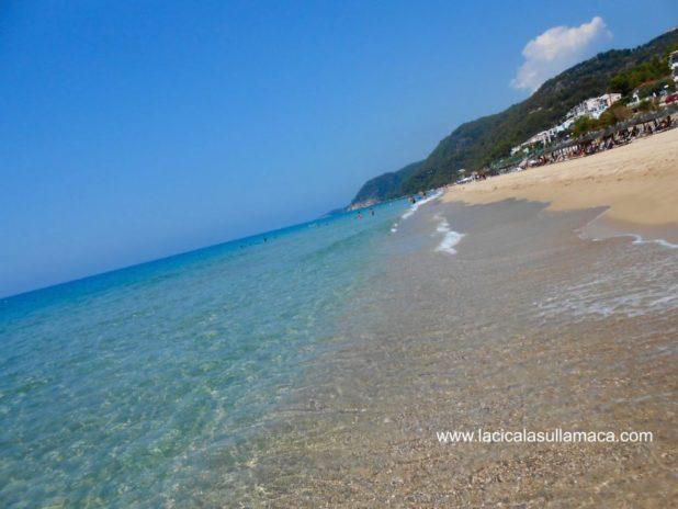 cosa vedere in Epiro Grecia-loutsa-beach