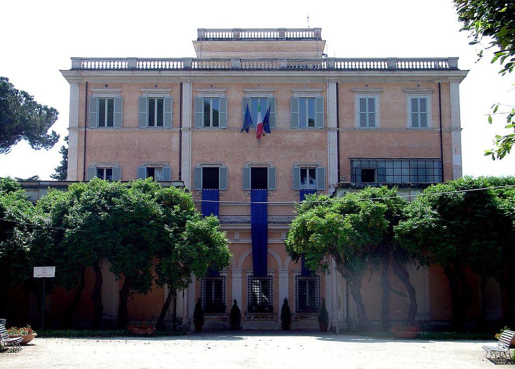 Visita al Palazzetto Mattei di Villa Celimontana