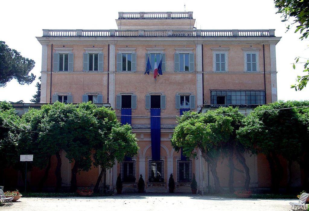 Villa Celimontana: visita a Palazzetto Mattei