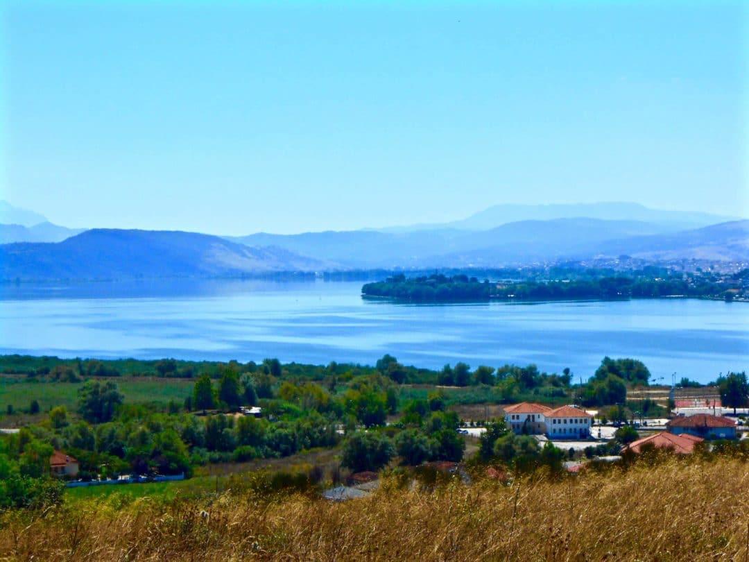 Grecia Continentale - Lago Pamvotida