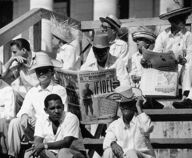 La Rivoluzione Cubana negli scatti di Korda