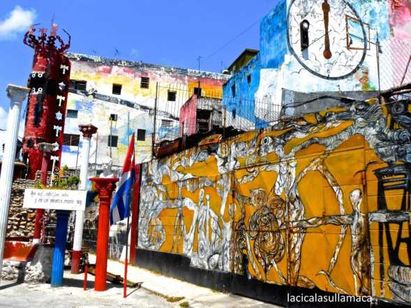 Cosa vedere a L'Avana musei arte - Hamel