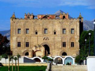 percorso arabo normanno Palermo: castello della Zisa