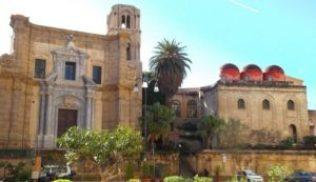percorso arabo normanno Palermo: la Martorana e San Cataldo