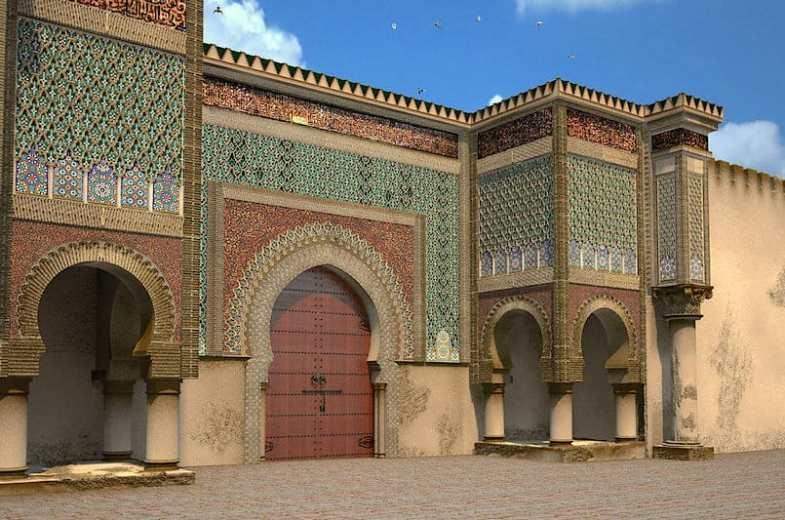 meknes marocco città imperiali