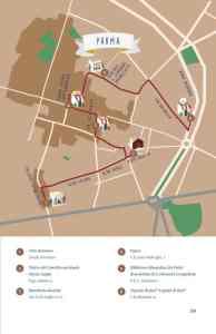 Biografood walking route