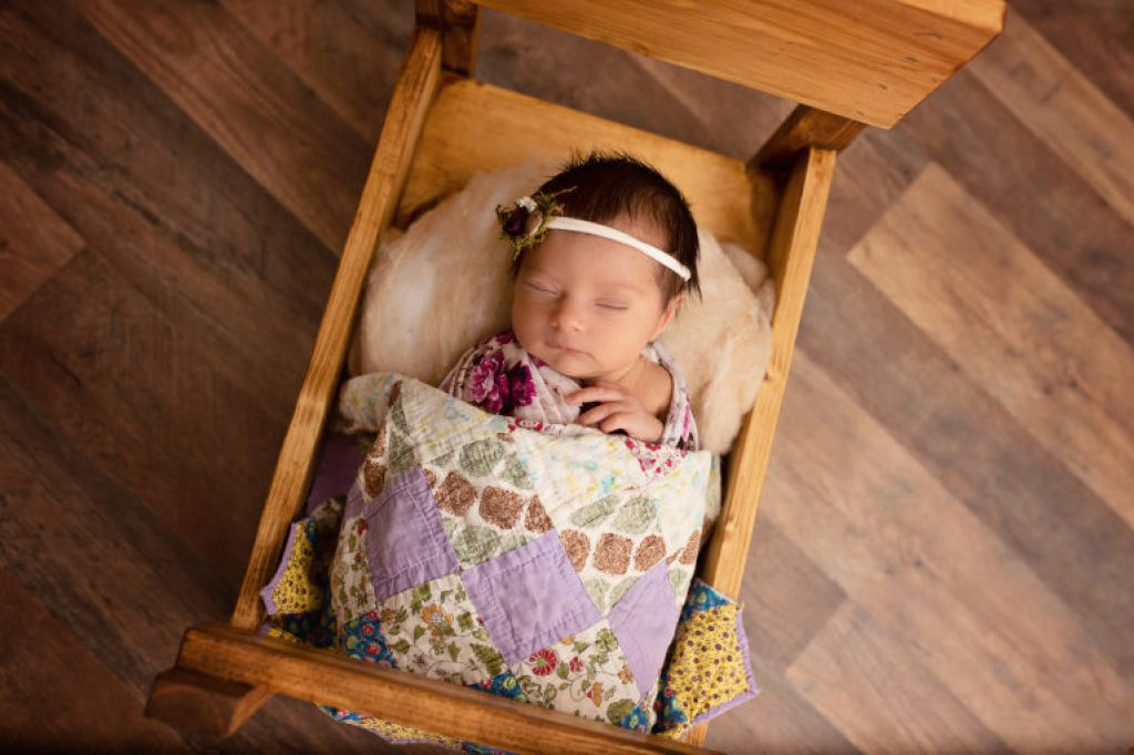 Newborn Photographer in the Woodlands