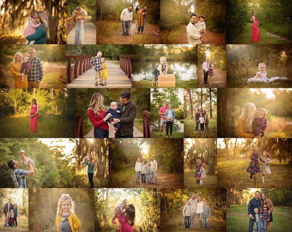 Woodlands Family Photographer Near Me